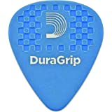 Planet Waves 7DBU5-10 DuraGrip Guitar Picks, 10-Pack, Medium/Heavy