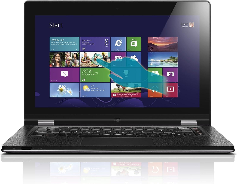 Lenovo IdeaPad Yoga 13 13.3-Inch Convertible 2 in 1 Touchscreen Ultrabook (Gray) 2013 Model