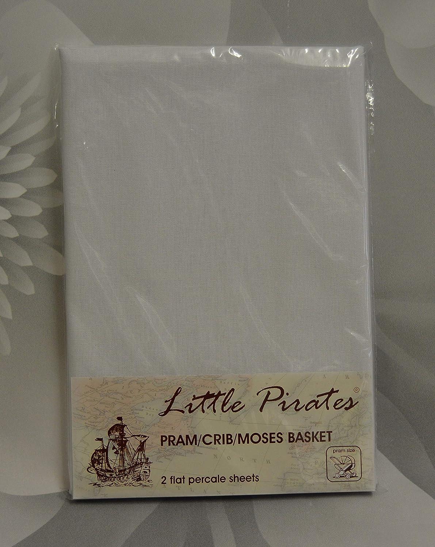 2 x Bébé BERCEAU Panier de Moïse Jersey Drap-housse 100/% coton bleu 30x75cm