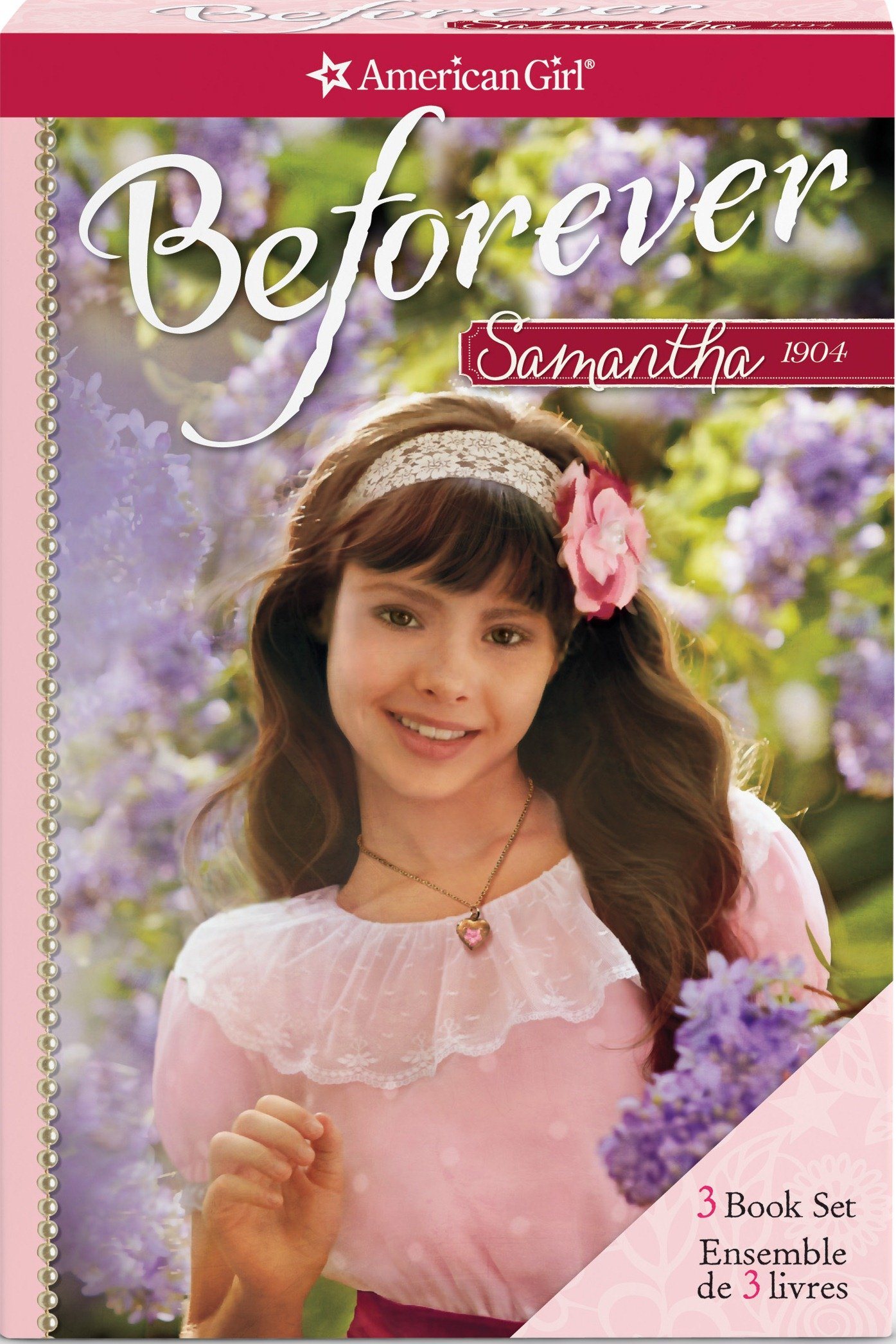 Samantha 3book Boxed Set (american Girl): Valerie Tripp, Maxine Ross Shur,  Erin Falligant, Susan Adler: 9781609585068: Amazon: Books