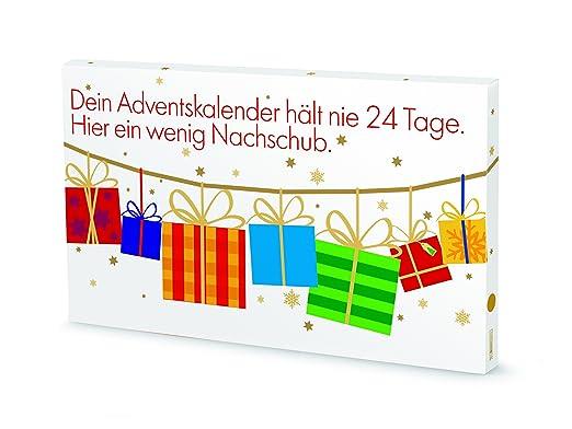 Weihnachtskalender Verschicken.Ritter Sport Weihnachtspost 100g Schokoladengeschenk Und