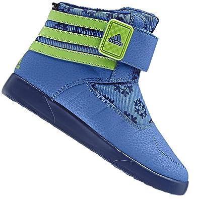 Schnee Dick Adidas Stiefel Baby Winter Schuhe Performance Gefüttert Boot Kinder CxerdBWQo