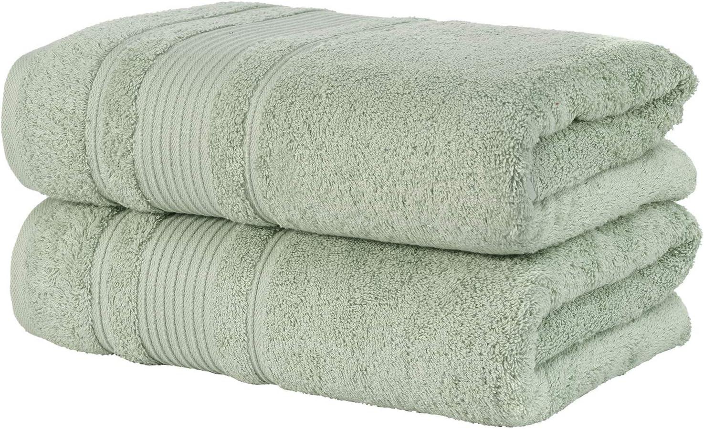 100/% algodón egipcio de lujo 12 Pc Conjunto de Juego de toallas de baño /& Mano Toallas De Baño Nuevo