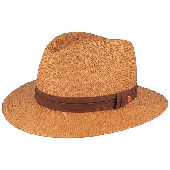Mayser Sombrero de Paja Original de panamá, Sombrero de ...