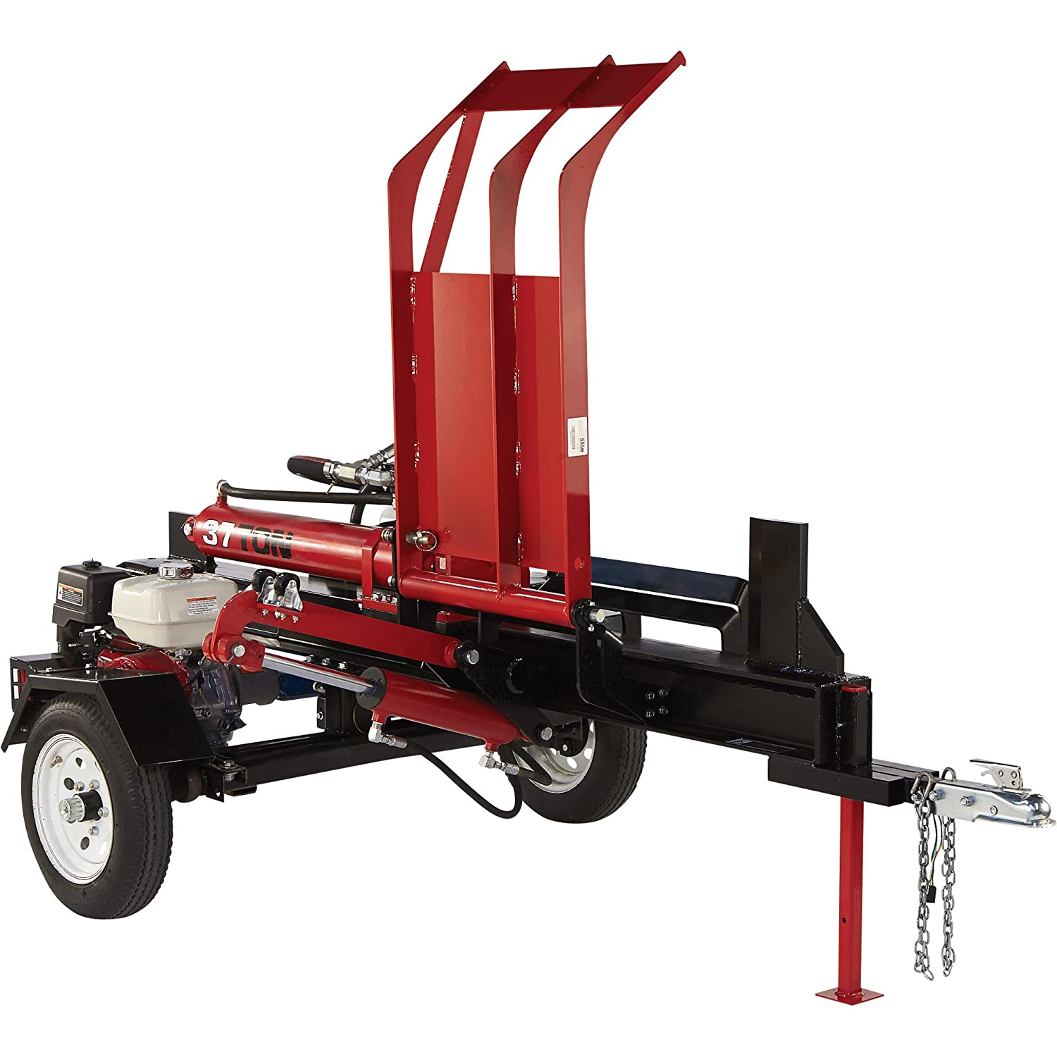 Wood Splitter With Lift : Best log splitter lift hydraulic to commercial