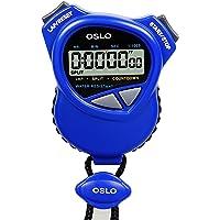Oslo Cronómetro/Temporizador de Cuenta Regresiva Dual