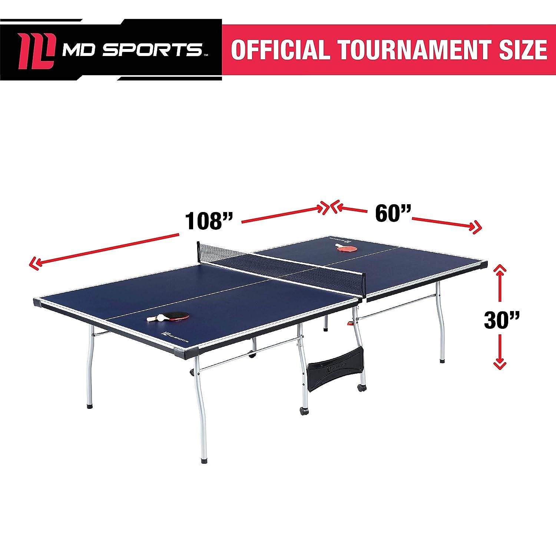 b286559c9 MD Sports Tenis de Mesa Set