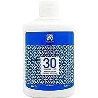 Valquer Profesional Oxigenada Estabilizada en Crema, 30 Volumenes (9%). Coloración capilar permanente. Uso profesional…