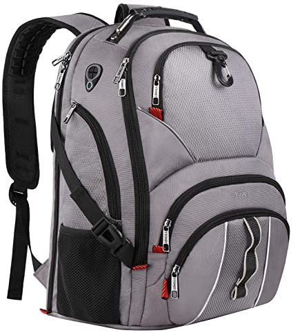 Laptop Backpack for Men, Extra Large Backpack with TSA Friendly & USB Charging Port for