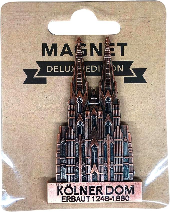 Magnetschild,Kühlschrankmagnet,Magnet,I love Köln Dom