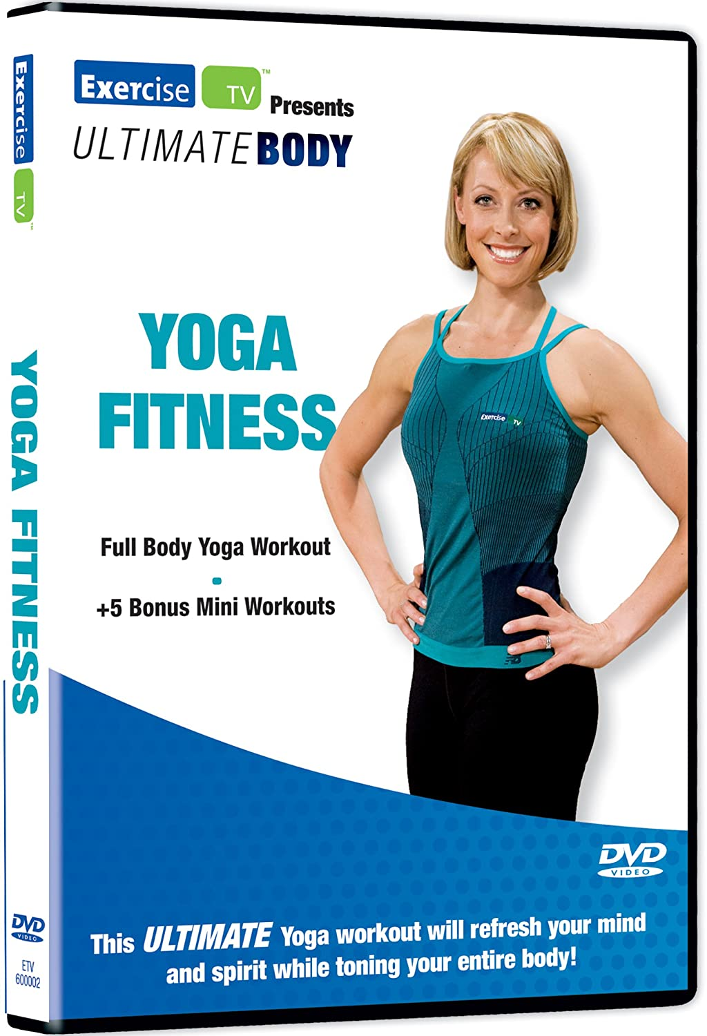 Ultimate Body: Yoga Fitness [Reino Unido] [DVD]: Amazon.es ...