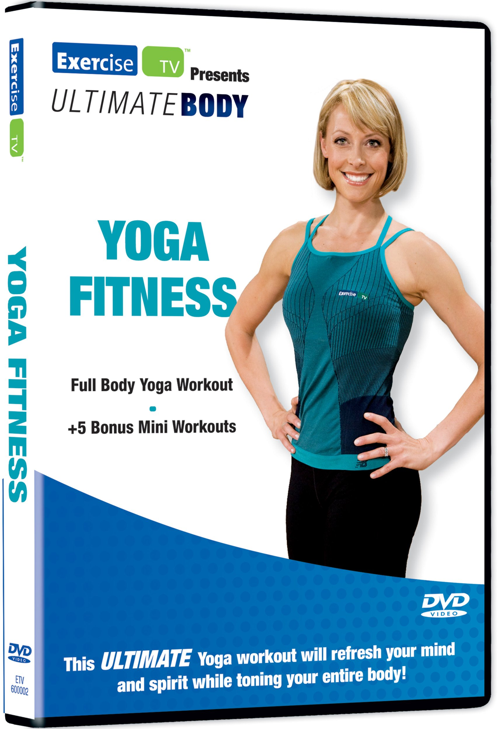 Ultimate Body: Yoga Fitness by elise