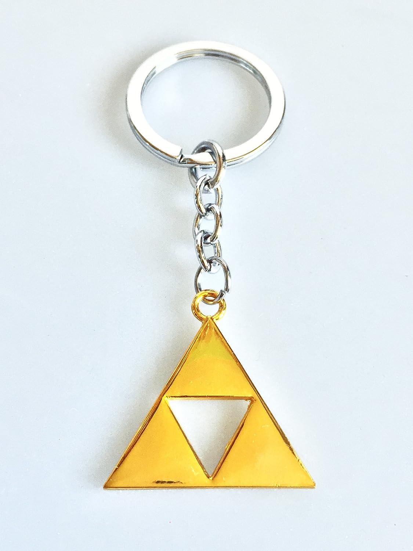 Zelda HASAKI Porte-Clef Triforce