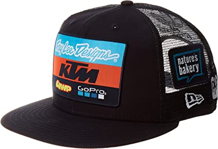 Troy Lee Designs KTM Team - Gorra para Adulto Talla única Navy ...