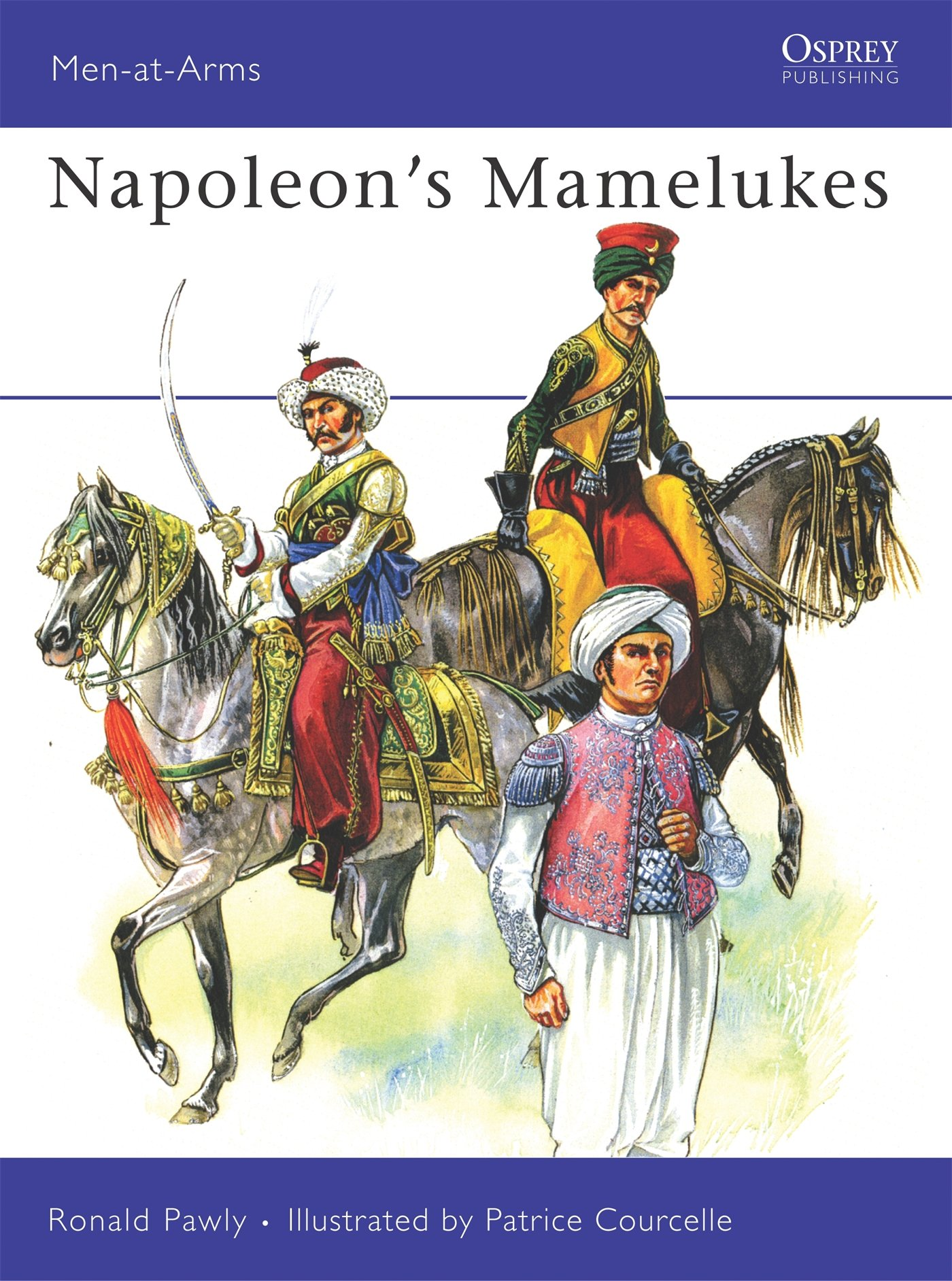 Napoleon's Mamelukes (Men-at-Arms Band 429)