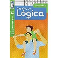 Desafios de Logica - Livro 14. Nível Médio