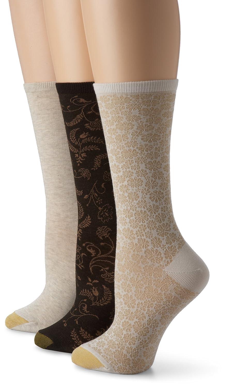 Gold Toe Women's Fashion Pack D Gold Toe Women's Socks 5139