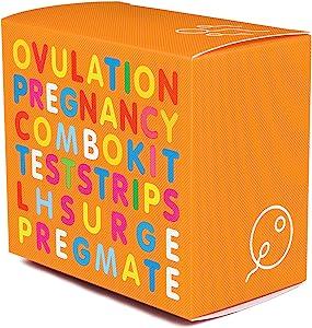 PREGMATE 100 Ovulation and 50 Pregnancy Test Strips Predictor Kit (100 LH + 50 HCG)