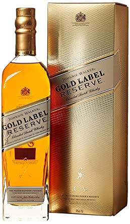 fbeb3a674e Johnnie Walker Gold Label Reserve Blended Scotch Whisky 70 cl  Amazon.fr   Epicerie