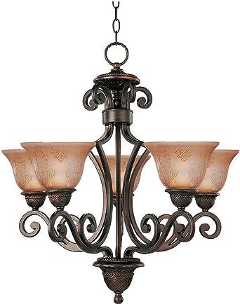 Centennial 12 Light Chandelier, Rubbed Bronze