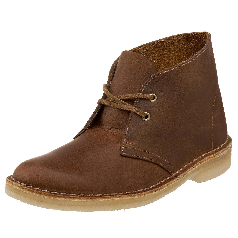 Clarks Desert Boot Men Round Toe Suede Green Desert Boot