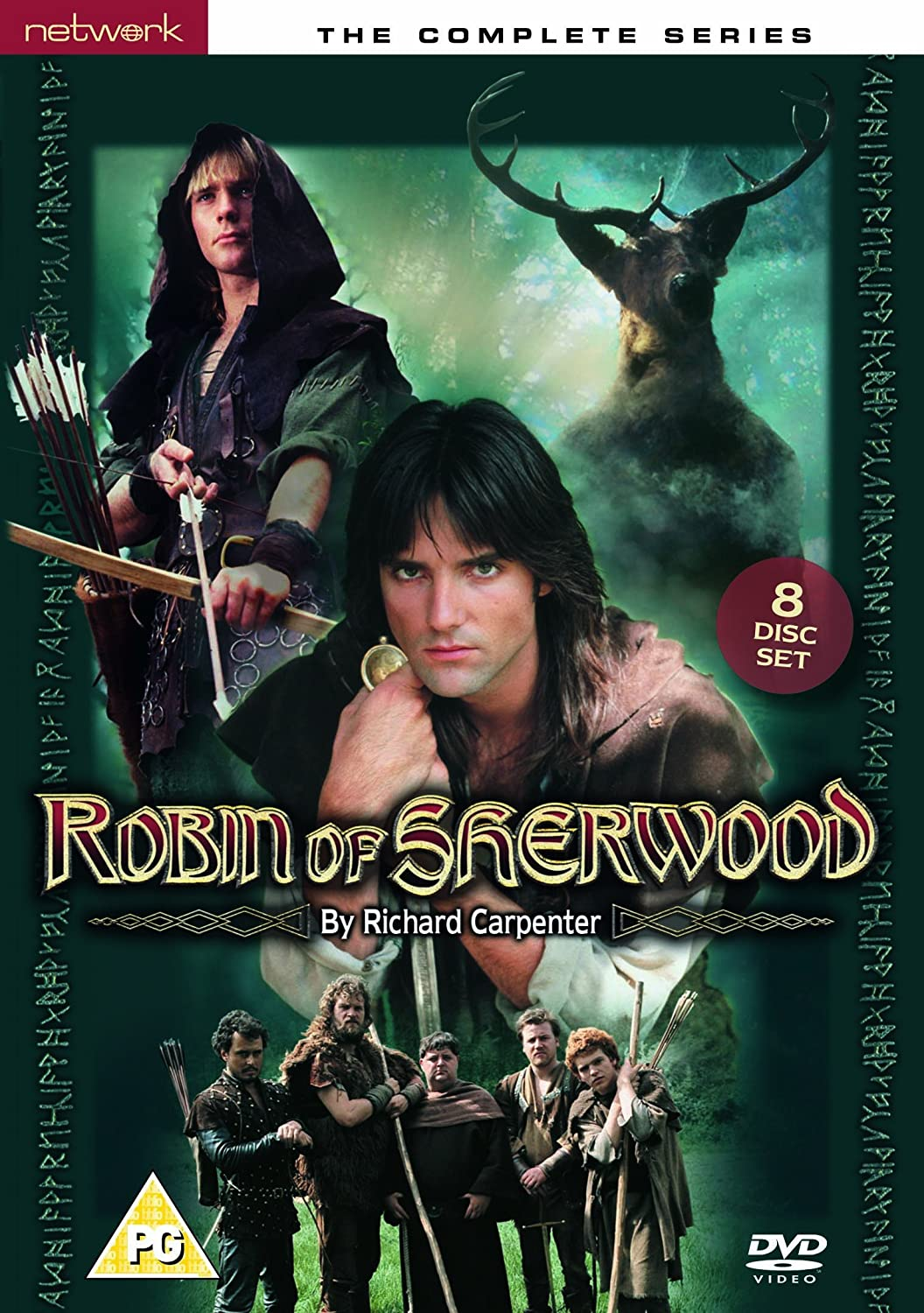 Robin Of Sherwood The Complete Series Dvd Amazon Co Uk Michael Praed Nicholas Grace Ray Winston Jason Connery Michael Praed Nicholas Grace Dvd Blu Ray