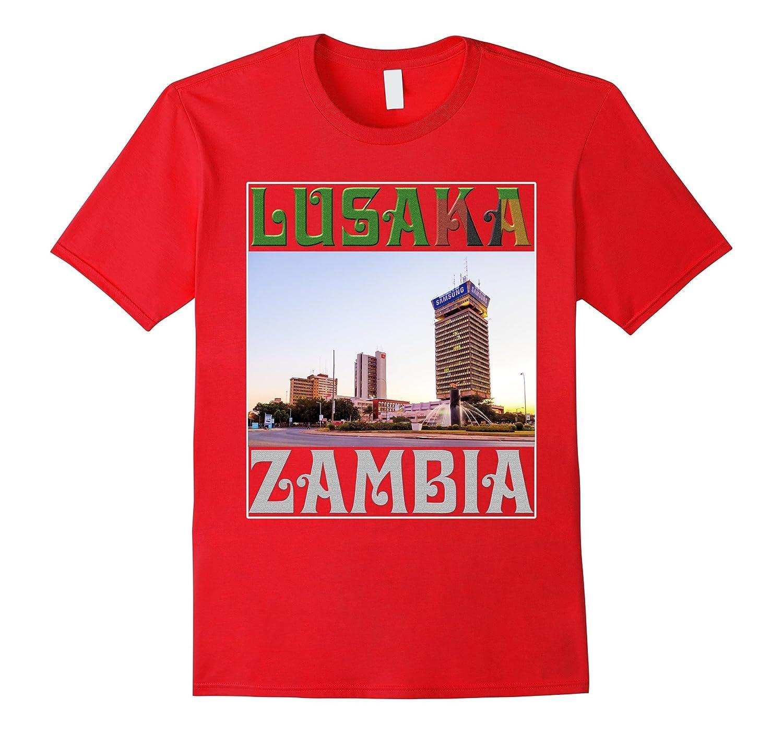 My story begins in Lusaka Zambia Shirts-FL