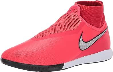 Nike React Phantom Vsn Pro Df Ic High-Top Rubber Sneaker