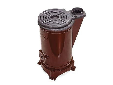 Climacity Estufa y Cocina de leña y carbón ECO-COOK