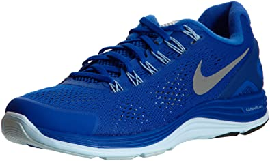 2c78d0971335 Nike lunarglide+ 4 shield mens running trainers 537475 404 sneakers shoes  plus (uk 7.5 us