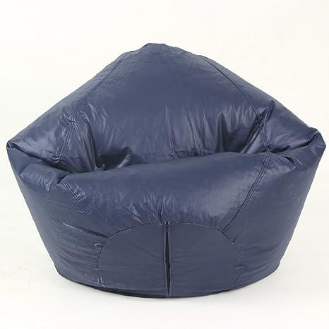 Terrific American Furniture Alliance Fun Factory Classic Bean Bag Large Navy Short Links Chair Design For Home Short Linksinfo