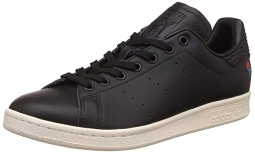 adidas Stan Smith CNY, Sneaker a Collo Basso Uomo, Nero Core Black/Chalk