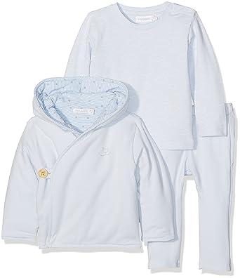 Noukie's Noukies 3PCS Veste T-Shirt Pantalon Cocon, Ensemble Mixte Bébé, , 12 Mois (Taille Fabricant: 12M)