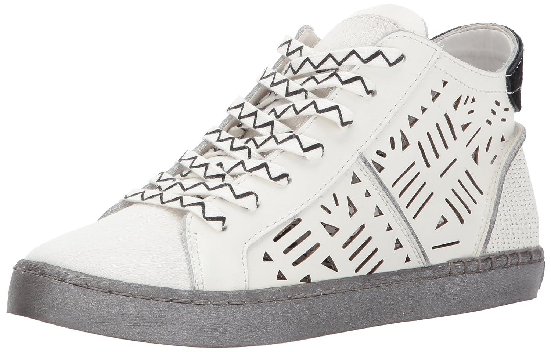Dolce Vita Women's Zeus Strappy Sandal B071WLDFX4 10 B(M) US|White Leather
