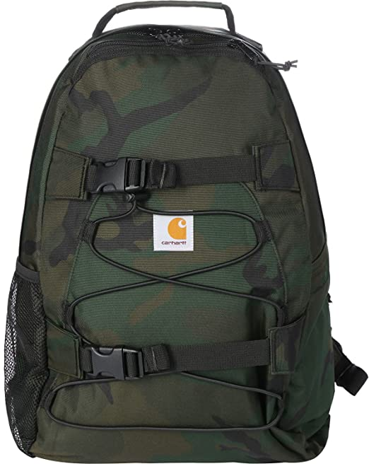 dbab578658 Carhartt Kickflip Backpack Duck Camo Combat School Bag 1006288-836 Bags:  Amazon.in: Clothing & Accessories