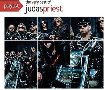 Judas Priest - Playlist: The Very Best of Judas Priest (Eco-Friendly Packaging) - Amazon.com Music