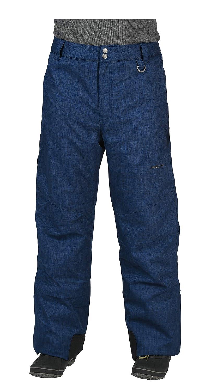 Arctix Men& 039;s Mountain Ski Pant, Blau Night Melange, XX-Large