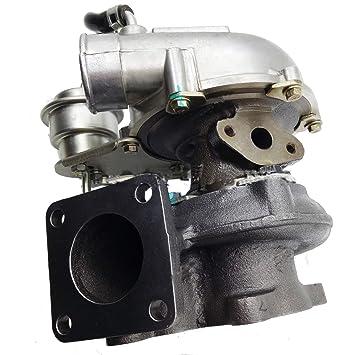Holdwell Cargador de Turbo RHB5 va430075 129908 - 18010 Motor Industrial para Yanmar 4TNV98T: Amazon.es: Coche y moto