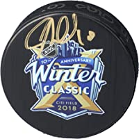 $39 » J.T. Miller New York Rangers Autographed 2018 NHL Winter Classic Logo Hockey Puck - Fanatics Authentic Certified - TV Miscellaneous Memorabilia