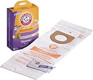Arm & Hammer Hoover Type Y&Z Pet Fresh Premium Paper Bag