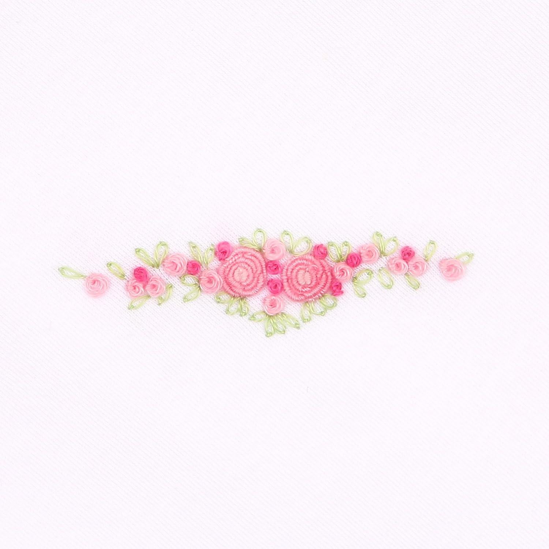 Magnolia Baby Baby Girl Laylas Classics Embroidered Headband Pink