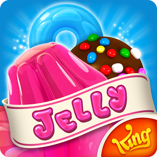 Candy Crush Jelly Saga (Candy World Games)