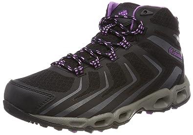 Ventrailia 3 Mid Outdry - Chaussures randonnée femme Black / Crown Jewel 41 1y0mm