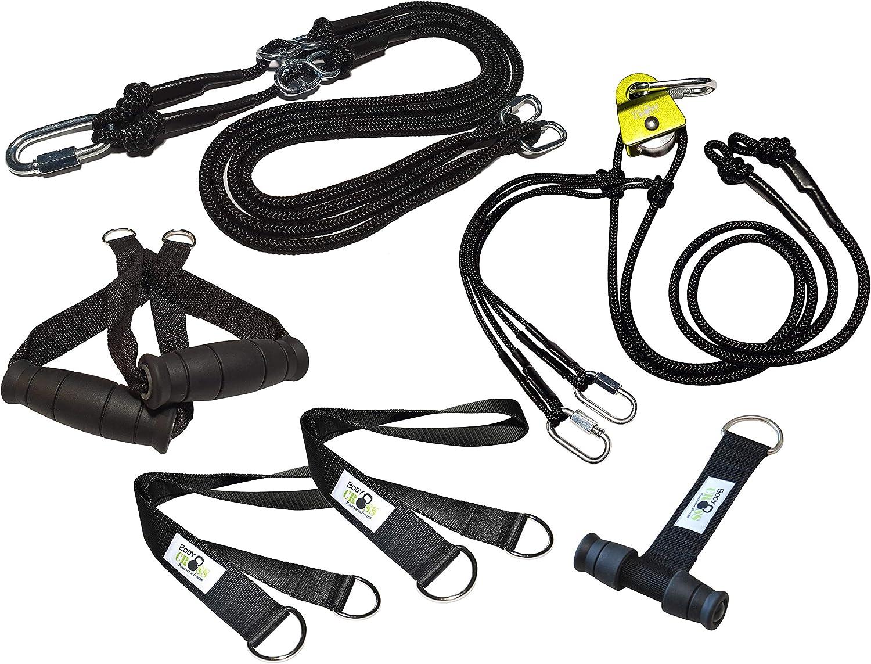 BodyCROSS Kit Suspension Trainer | Entrenador de ...