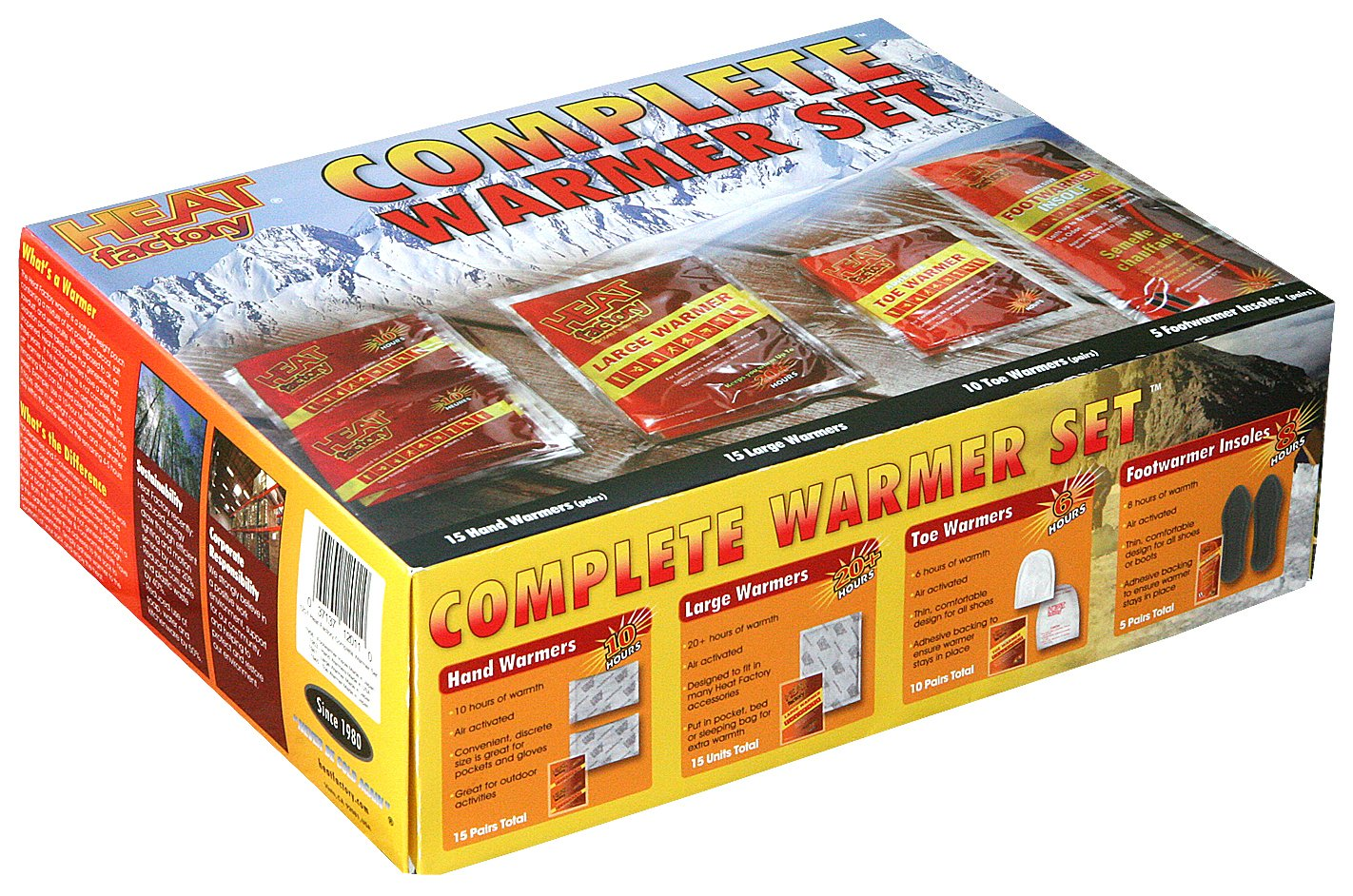 Complete Warmer Set B003Y79IJ0