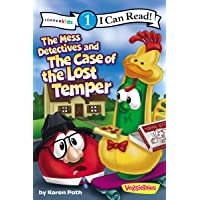The Mess Detectives and the Case of the Lost Temper: Level 1 (I Can Read! / Big Idea Books / VeggieTales)