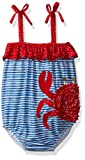 Amazon Price History for:Mud Pie Baby Girls' Swimsuit One Piece