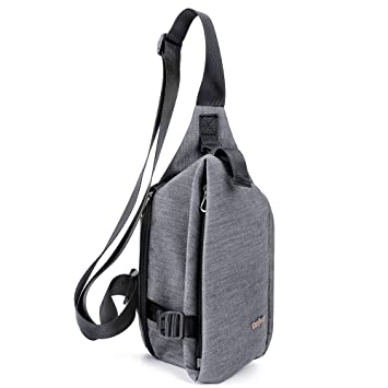 Amazon.com : Sling Chest Bag Shoulder Cross Body Chest Pack Bag ...