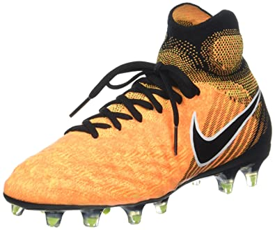 new arrival ef375 9f129 Nike Jr. Magista Obra II FG, Chaussures de Football Mixte Enfant, (Laser