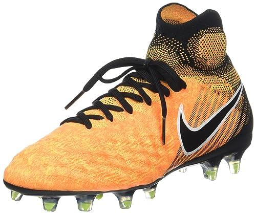 64f79fecb Nike Jr. Magista Obra II Fg Scarpe da Calcio Unisex-Bambini, Arancione (